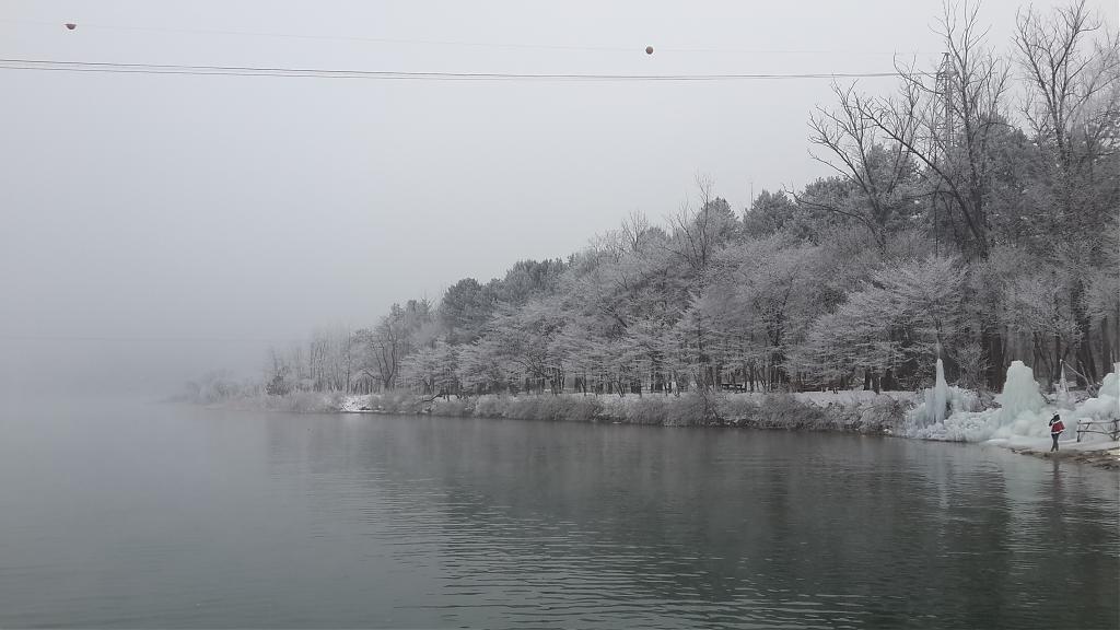 ▲南怡島雪景。(圖/Tripbaa趣吧!達人帶路)