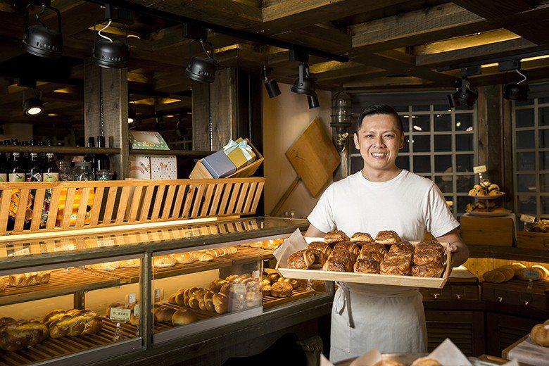 陳耀訓表示:我只賣自己覺得好吃的東西,想讓大家感受到相同的美味。