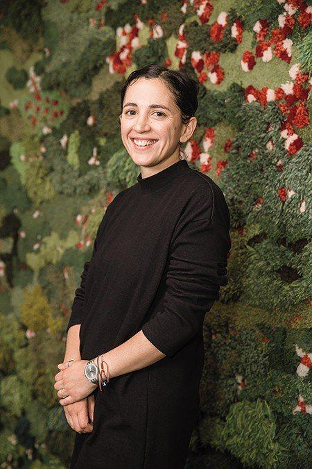阿根廷藝術家Alexandra Kehayoglou。