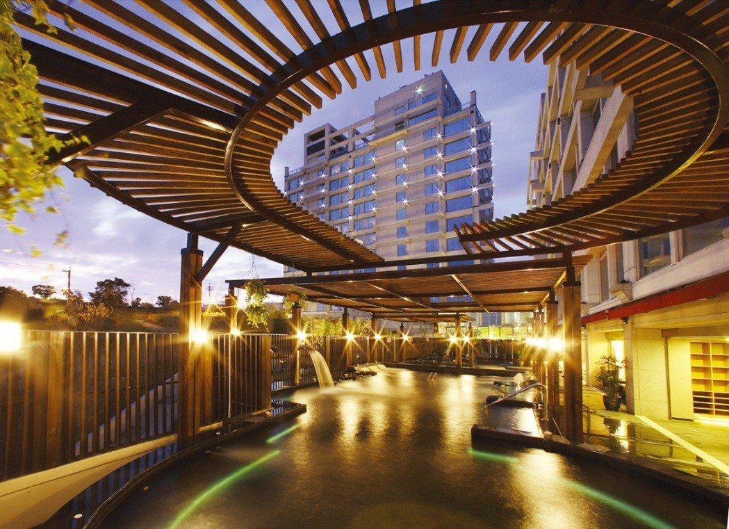 清新溫泉飯店美人湯。圖/清新溫泉飯店提供