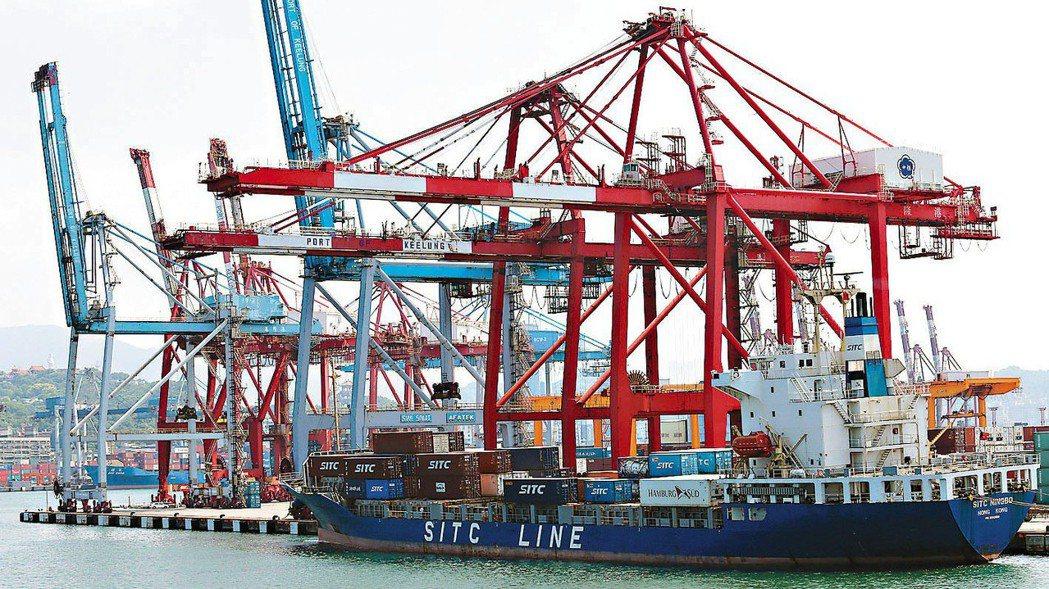 財政部昨(8)日公布最新海關進出口貿易統計,5月出口291.2億美元,創史上第三...
