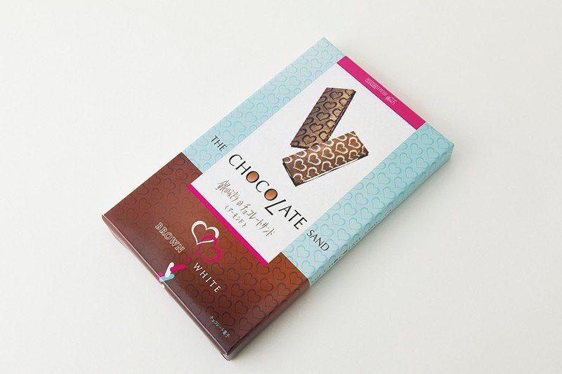 銀のぶどうのチョコレートサンド〈アーモンド〉(巧克力夾心餅 杏果)¥712/8片...