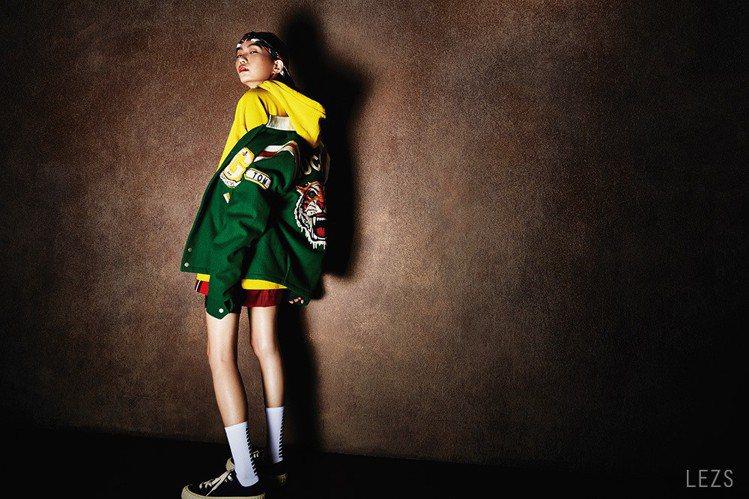 《LEZS》獨佔企劃,為「女子漢 Pretty Tomboy」設計穿搭出女同志帥...