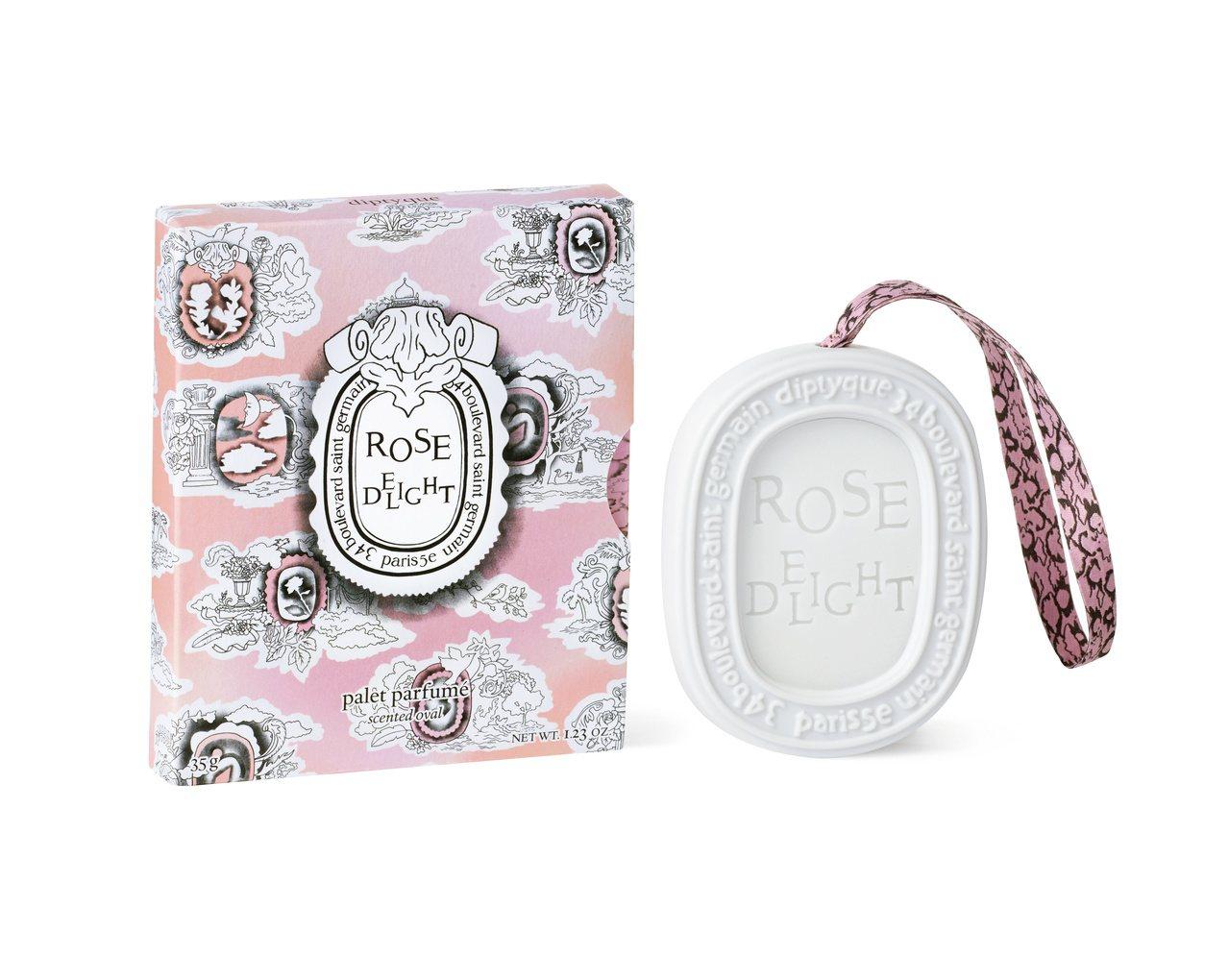 情人節就是要香甜!玫瑰軟糖香氛蠟燭、香氛紙好浪漫