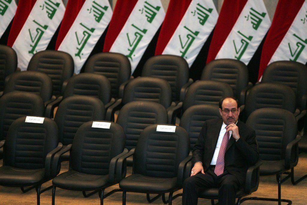 2010年,時任伊拉克總理的馬利基的內閣名單獲國會批准,終結9個月無政府狀態。歐...