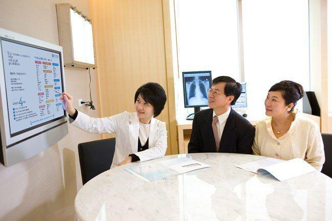 聯欣診所院長林美秀醫師提醒,基因檢測落實精準預防。聯安預防醫學機構/提供