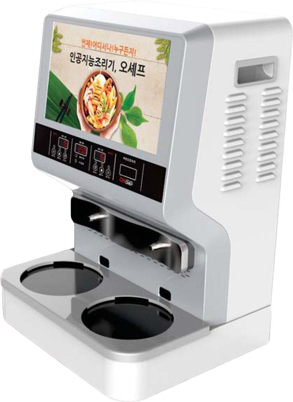 自助煮麵機在韓國超商相當普遍。圖/萊爾富提供