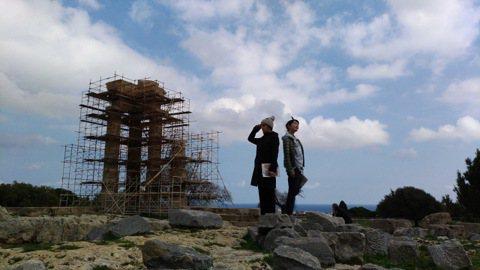 主持人莎莎、巴鈺這次為「食尚玩家」從土耳其一路玩到希臘、從地中海航向愛琴海,正式展開女子力大冒險!首站兩人就先來到伊斯坦堡,在這充滿神秘感的城市裡,莎莎、巴鈺發現土耳其男人其實很會撩妹,一路上就有許...