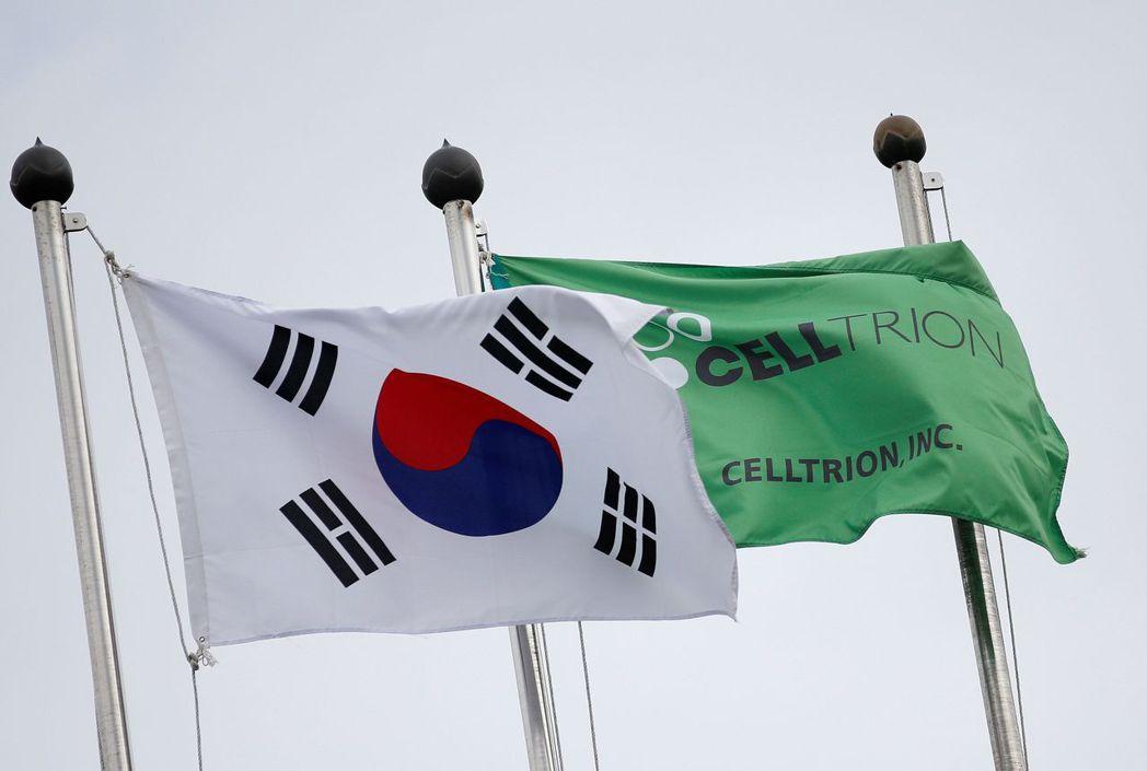 南韓生技仿製藥公司塞爾群公司(Celltrion),七個交易日市值暴增約9兆韓元...