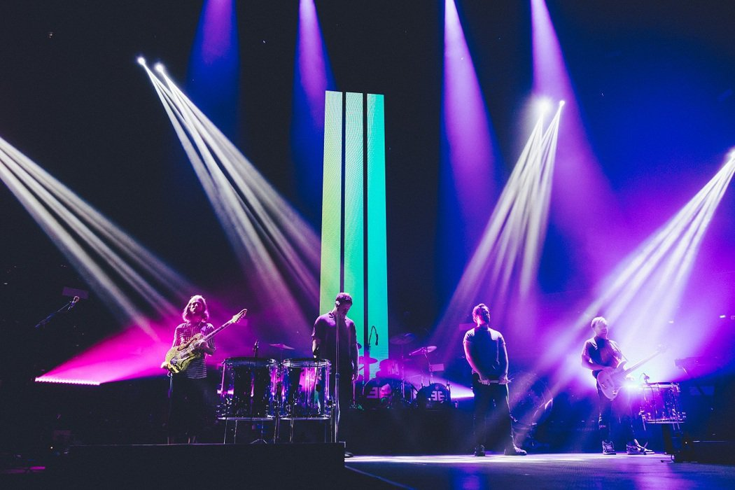 超人氣搖滾樂團Imagine Dragons謎幻樂團亞洲巡迴正式開跑,15日更將...