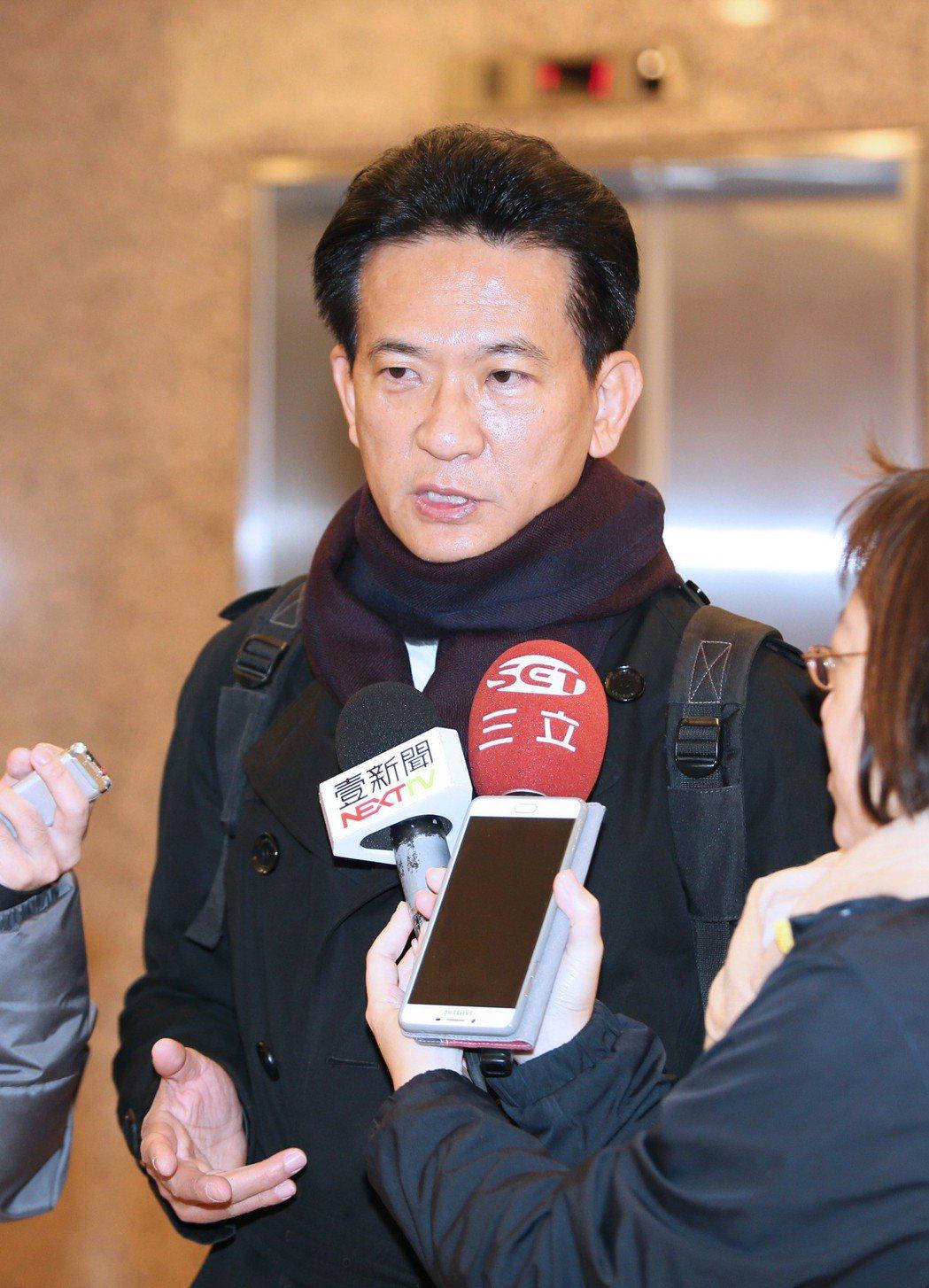 林俊憲:看影片我錯了 但不能做太過分的人身攻擊