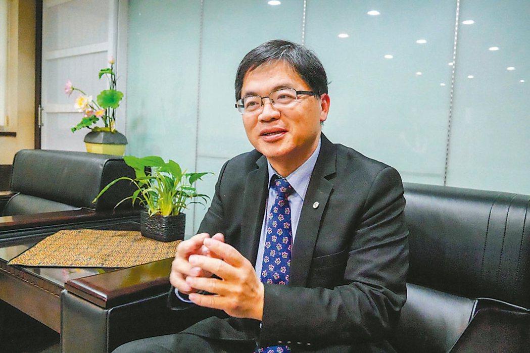 台南代理市長李孟諺