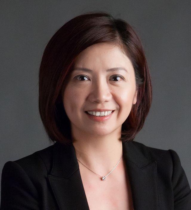 NEC台灣新任總經理賴佳怡。 NEC台灣/提供