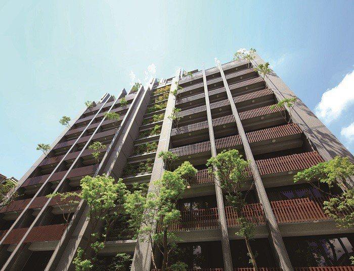 瑞安自在坐擁大安森林第一環、人文尊貴第一街瑞安街,建築氣質散發好人家的風雅味 圖...