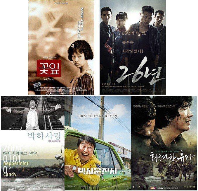 近年韓國已有許多文字及影像作品以光州事件為題。 圖/取自openbook閱讀誌