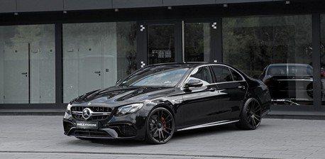 Wheelsandmore推出Mercedes E-Class升級套件