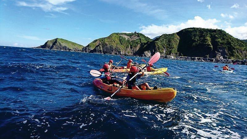 岳明國小多樣化的海洋課程,饒富趣味,也兼具啟發性。