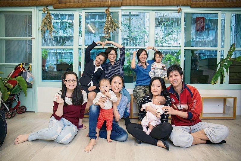 一段美好的生產經驗,讓父母、親子、醫護人員都像一家人。