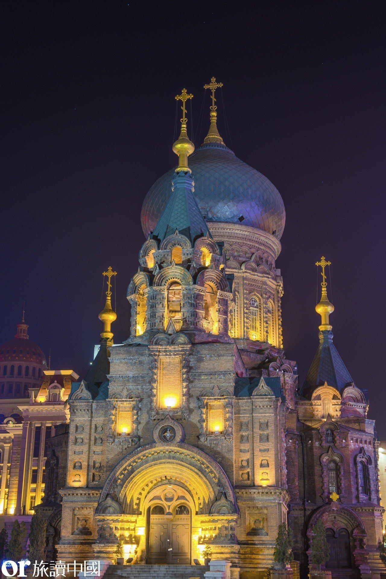聖索菲爾大教堂 (攝影/任中豪/旅讀中國)