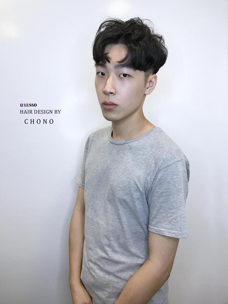 髮型創作/Lusso Cho No。圖/HairMap美髮地圖提供