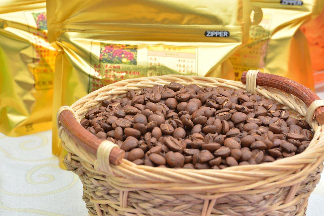 日據時期日本人在梅嶺就設有咖啡試驗所。記者吳淑玲/攝影