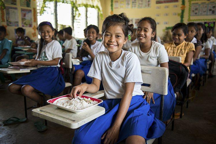 克蘭詩加入FEED計畫,關注全球貧童飢餓問題。圖/克蘭詩提供