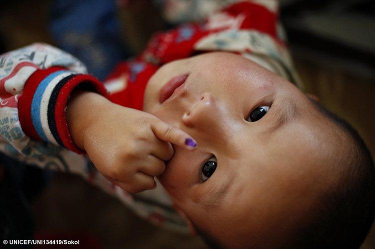 歐舒丹致力於支持兒童視力保健計畫。圖/L'OCCITANE提供