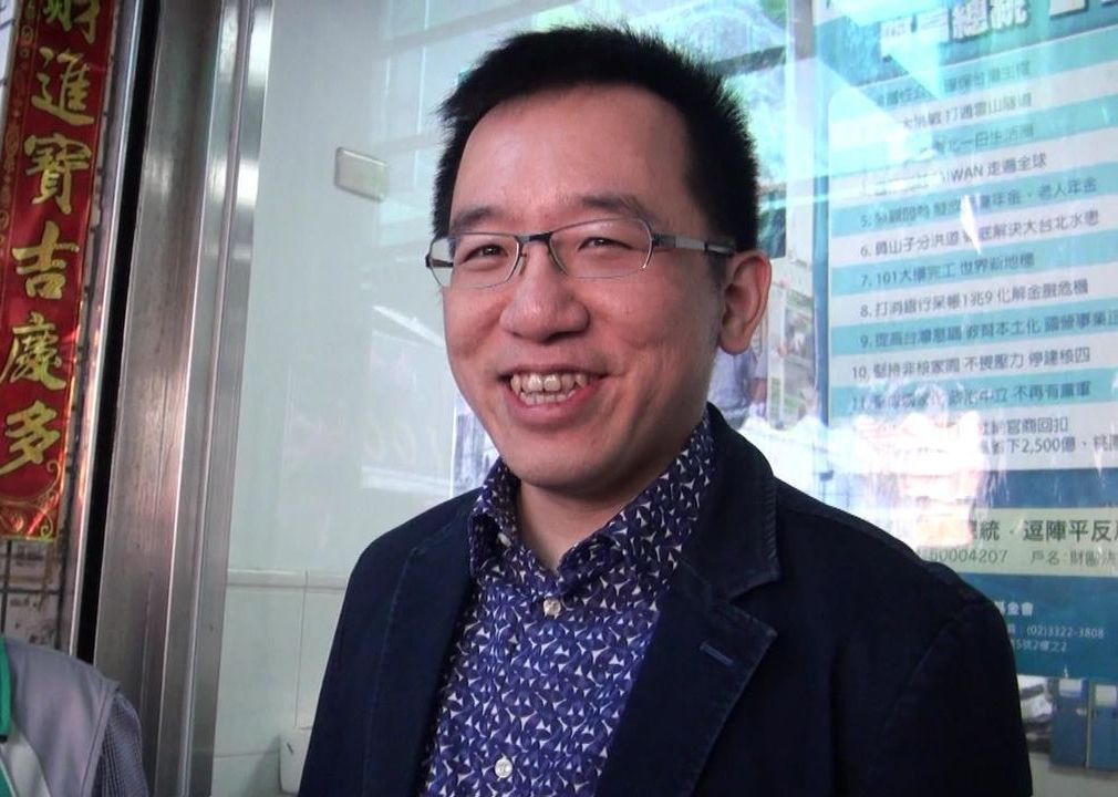 前總統陳水扁兒子陳致中。記者楊濡嘉/攝影