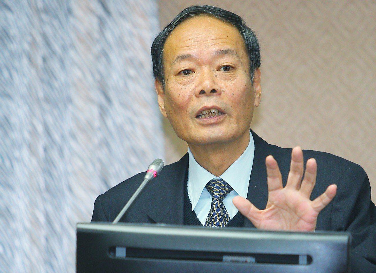 海巡署長李仲威今天表示,10年將花400多億元打造百艘新艦艇。圖/報系資料照