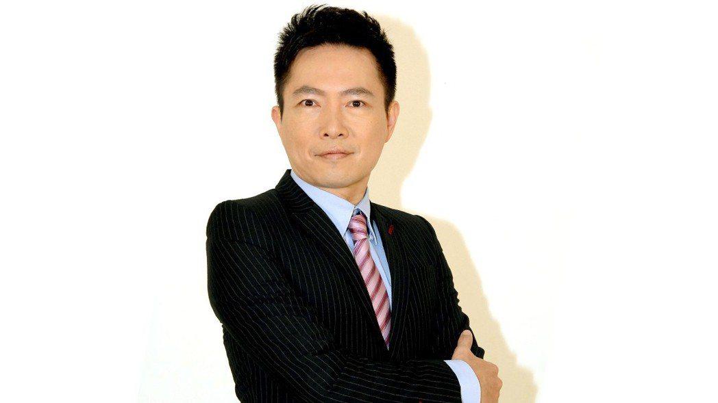 蘇逸洪即將離開華視新聞部。圖/華視提供