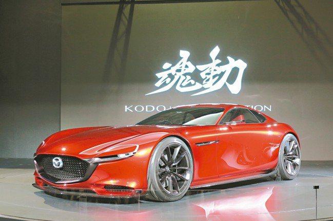 創下沒有車模首例的MAZDA,首度來台的重量級RX-VISION概念車還是吸睛。