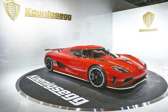 身價上億、創下多項金氏世界紀錄的瑞典Hypercar品牌Koenigsegg ,...
