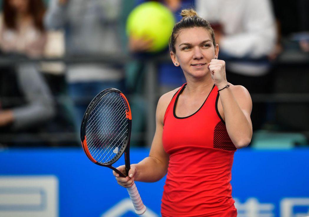 澳網女單頭號種子是羅馬尼亞的現任球后哈蕾普。 美聯社