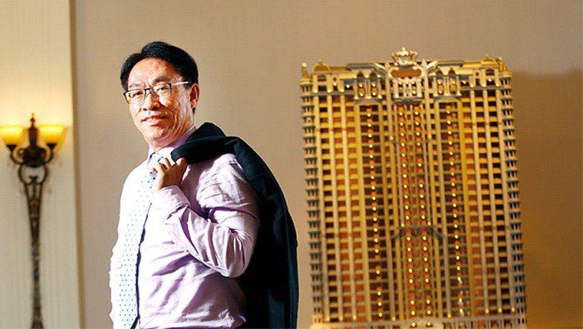 張祐銘能讓台南豪宅客埋單的關鍵,是提供客戶變更設計服務,不只格局可變,連陽台自動...