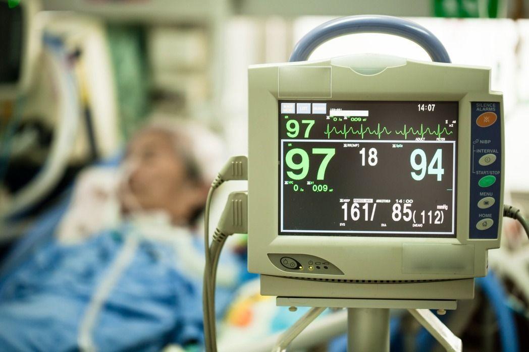 示意圖片:急診室的崩潰之冬,英國健保「黑色警報」。  圖/Shutterstoc...