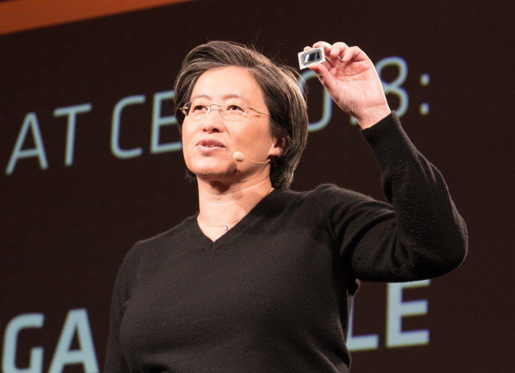 AMD總裁暨執行長蘇姿丰。 超微/提供