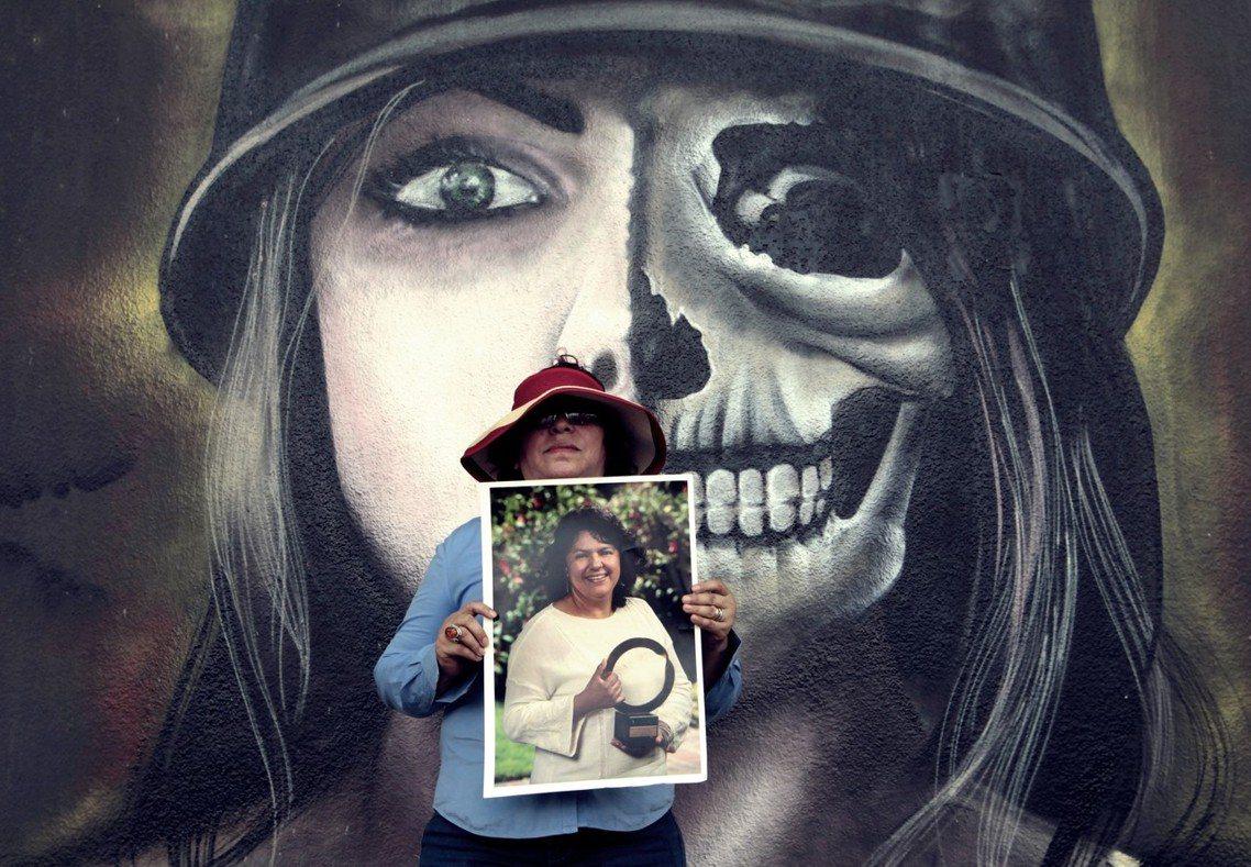 環境人權運動者遭殺害是一個長期被國際社會忽略的議題。 圖/路透社