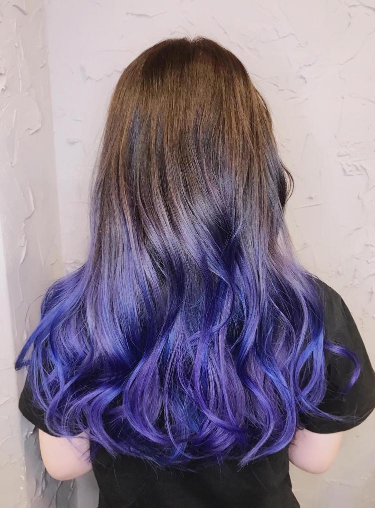 髮型創作/Rabi。圖/HairMap美髮地圖提供