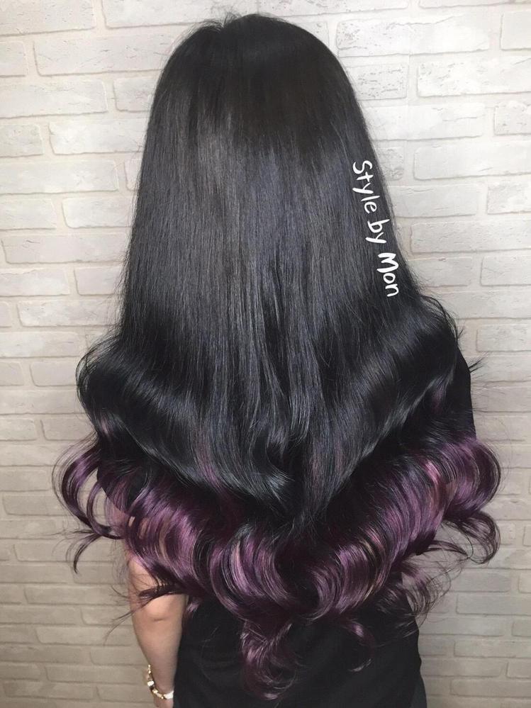 髮型創作/New Black。圖/HairMap美髮地圖提供