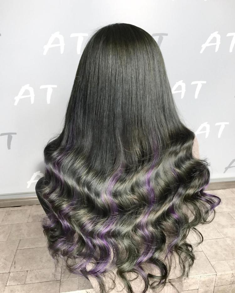 髮型創作/Kevin。圖/HairMap美髮地圖提供