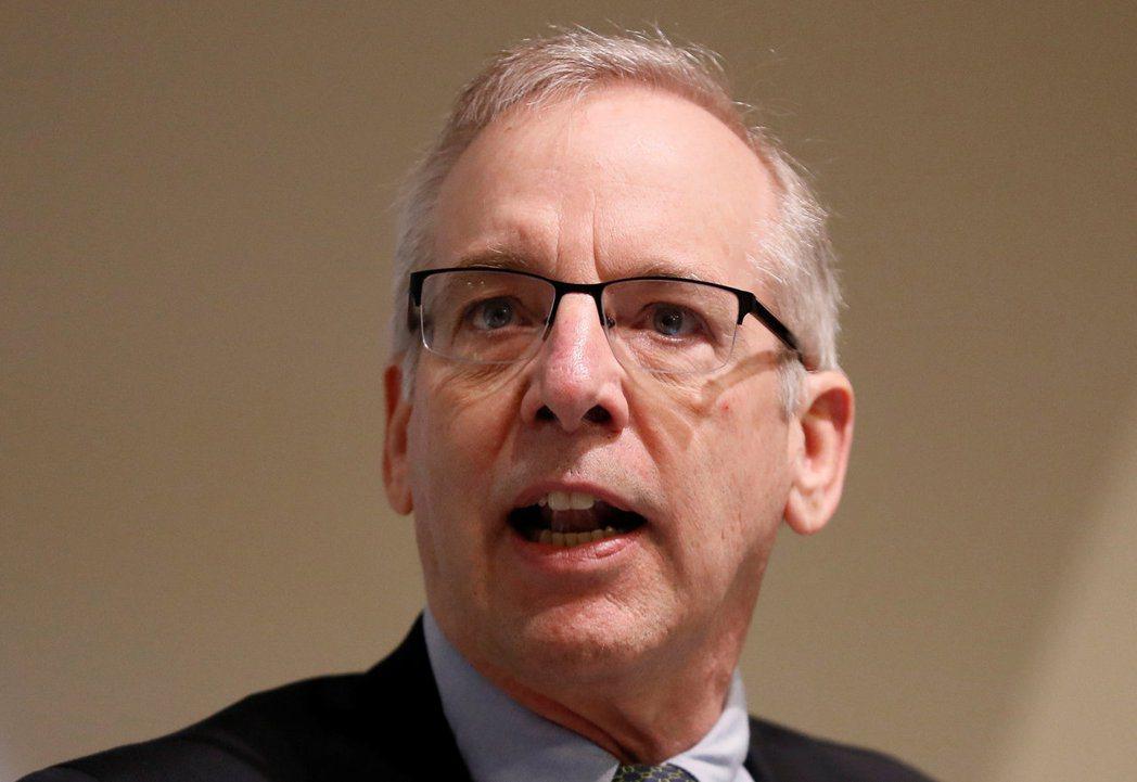 紐約聯準行總裁杜雷認為,減稅使美國經濟過熱的風險升高。(圖/路透)