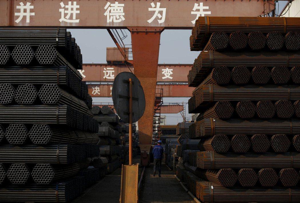 美國商務部完成進口鋼品調查,白宮聲明表示川普將在適當時機宣布決定。 路透