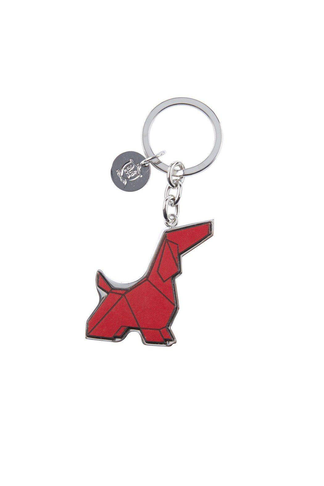Massimo Dutti生肖鑰匙圈990元。圖/Massimo Dutti提供