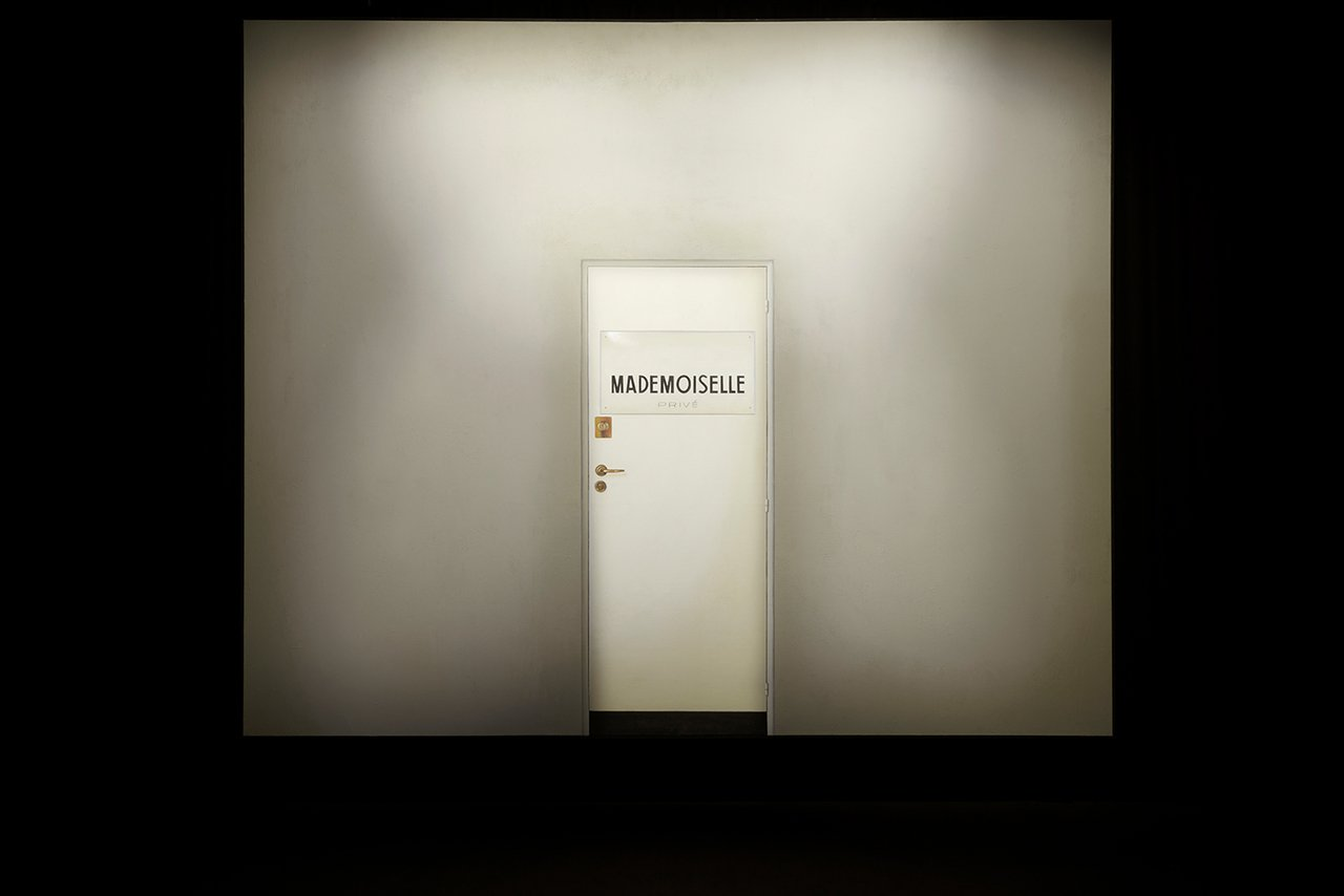 走進Mademoiselle Privé展覽,就像是走進香奈兒女士的藝術個室。圖...