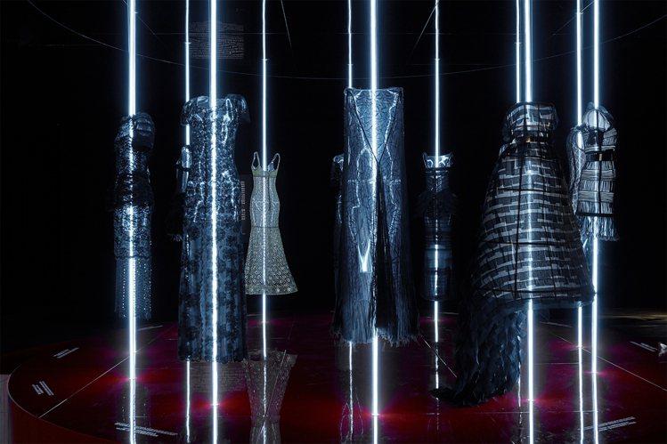 高級訂製服就像是意念及創新的實驗室。圖/香奈兒提供