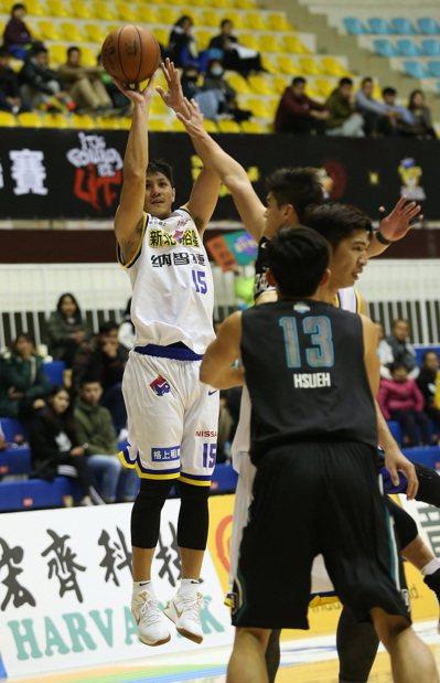 周士淵。圖/中華籃球協會提供