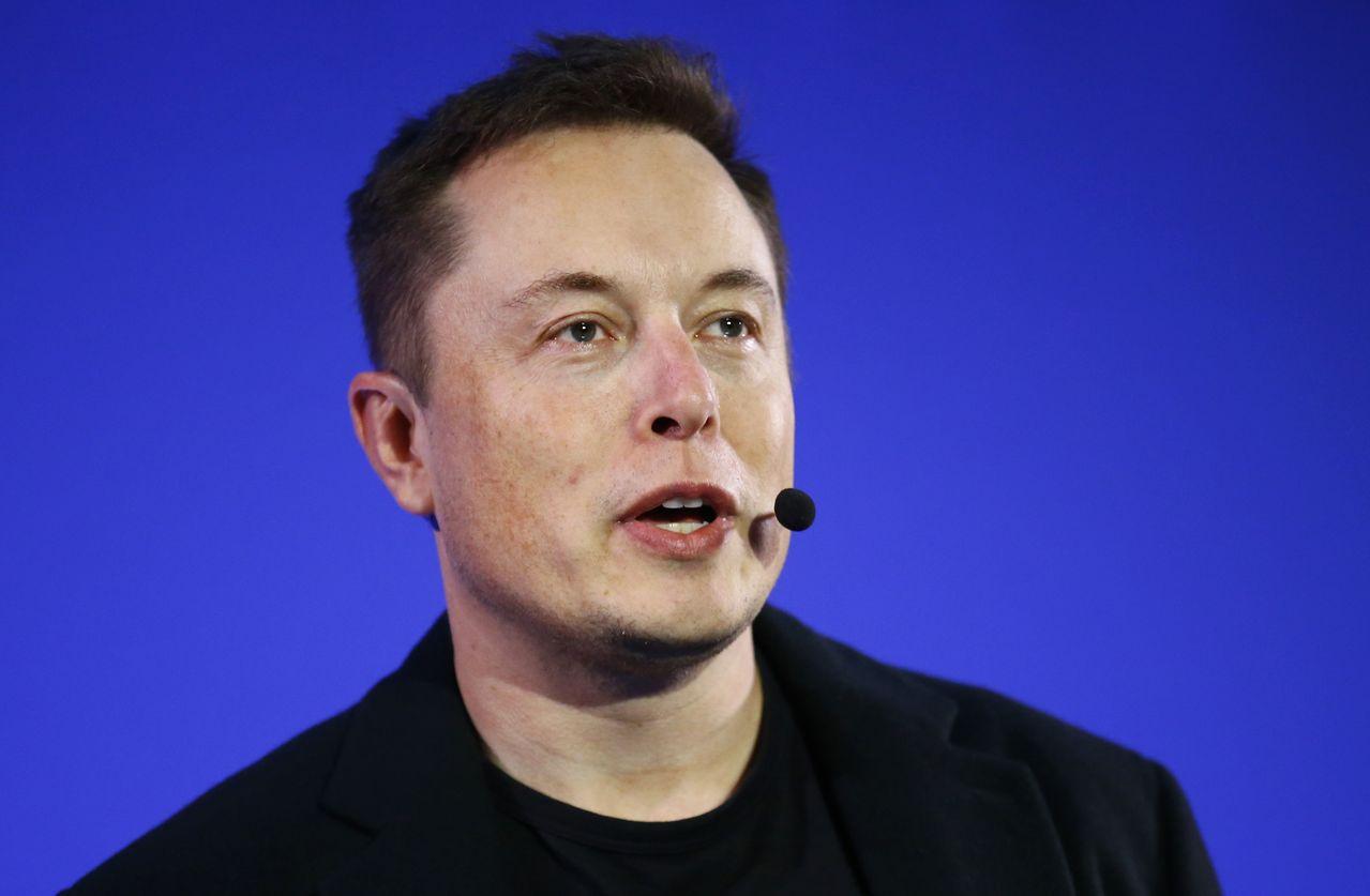 特斯拉創辦人穆斯克(Elon Musk)。(圖/美聯社)