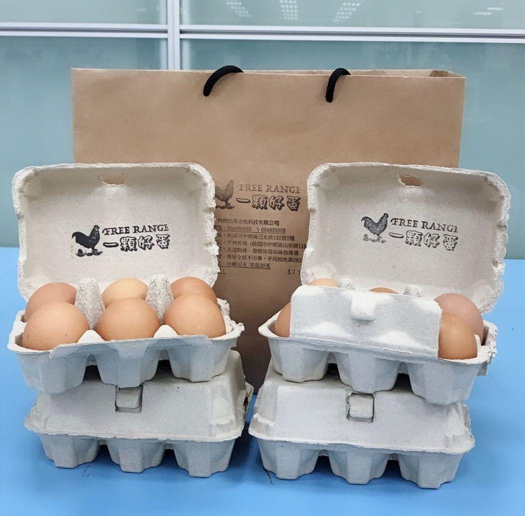 「一顆好蛋」又被稱之為「雞蛋中的人蔘」,是年節最佳健康伴手禮。
