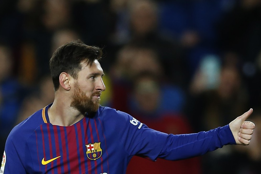 法國網路媒體Mediapart報導,足球巨星梅西(Lionel Messi)最近...