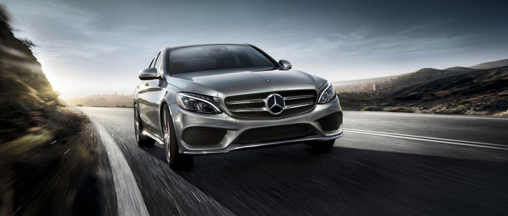 Mercedes-Benz C-Class。 摘自Mercedes-Benz